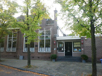verenigingsgebouw de Burghwall