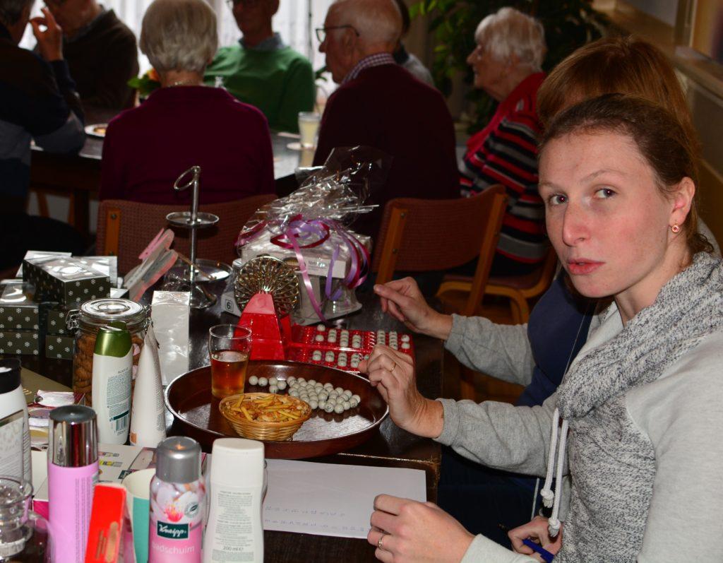 Bingo in de Burghwall